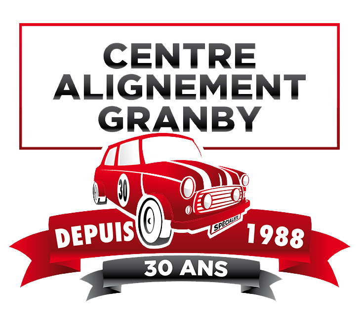 centre alignement granby garage automobile logo