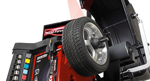 balancement pneus automobiles